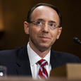 Rosenstein Pegged to Bring Experience, Stability to DOJ