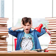 Tips to Help Stressed-Out Law Students Unclinch